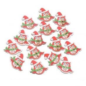 Knapper til jul