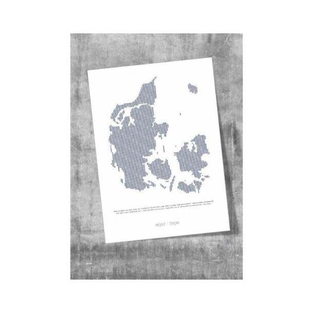Kort/poster, Danmark