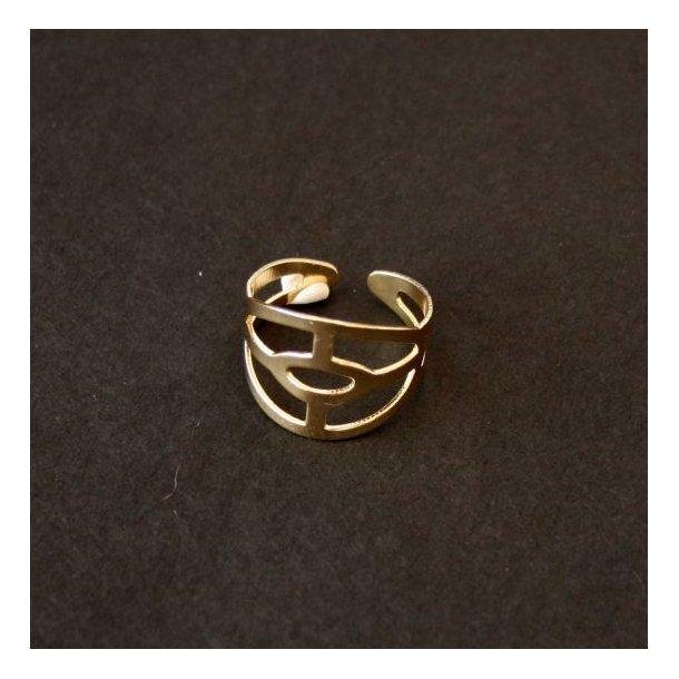 Gylden ring