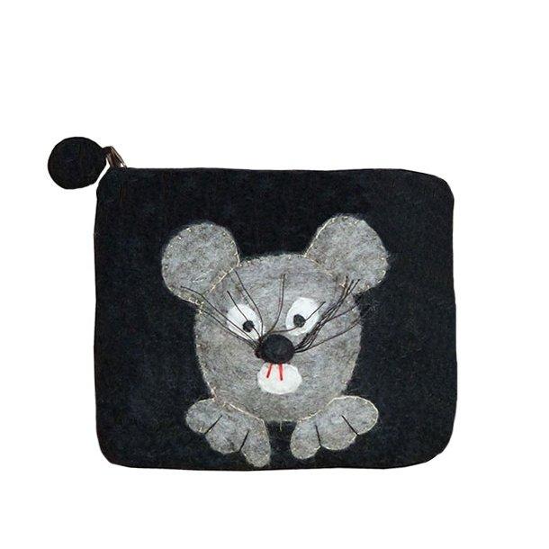 Uld pung - mus